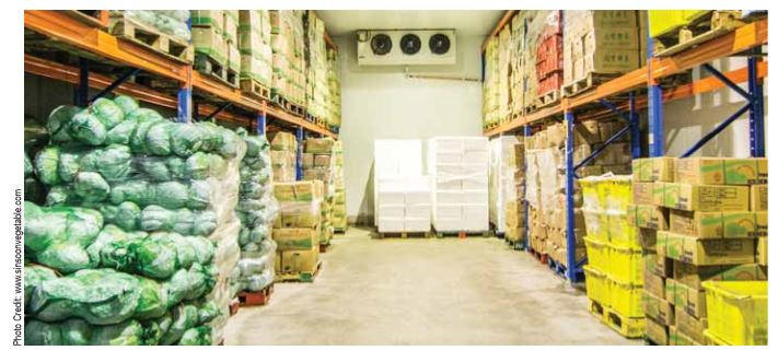 Cold Storage For Horticulture Produce Cooling India