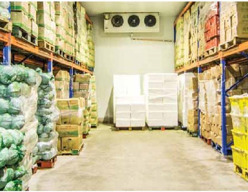 Design Of Cold Storage For Fruits Amp Vegetables Cooling
