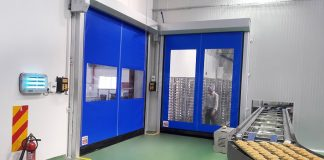 High performance doors for food processing industry - Cooling India Monthly Business Magazine on the HVACR Business | Green HVAC industry | Heating, Ventilation, Air conditioning and Refrigeration News Magazine Updates, Articles, Publications on HVACR Business Industry | HVACR Business Magazine